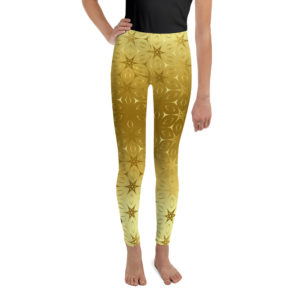 Leggings - CL Gold Stars Youth Leggings – CL Gold Stars Youth mockup 11f39ae9 300x300