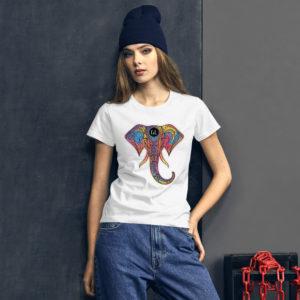 t-shirt - cl elephant T-Shirt – CL Elephant mockup 2fc62359 300x300