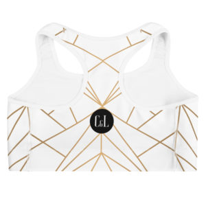 Sports Bra - CL Gold-White Sports Bra – CL Gold-White mockup 3113b3f9 300x300