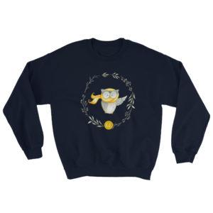 Sweatshirt - CL Owl Sweatshirt – CL Owl mockup 46c2371b 300x300