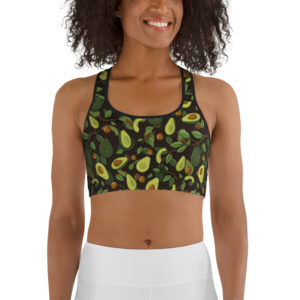 Sports Bra - CL Advocado Sports Bra – CL Advocado mockup 51644eca 300x300