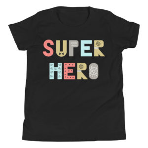 T-Shirt - CL Kids Hero T-Shirt – CL Kids Hero mockup 5ae465b2 300x300
