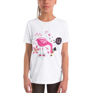 T-Shirt - CL Kids Flamingo T-Shirt – CL Kids Flamingo mockup 648700fe 300x300