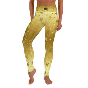 Leggings - CL Gold Stars Yoga Leggings – CL Gold Stars Yoga mockup 6f2d65bf 300x300