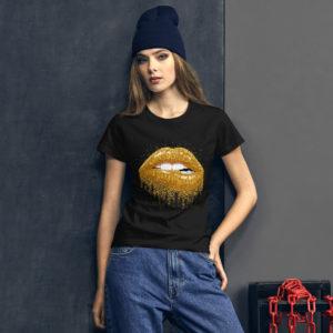 t-shirt - cl kiss T-Shirt – CL Kiss mockup 8afcc149 300x300