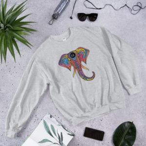 Sweatshirt - CL Elephant Sweatshirt – CL Elephant mockup 96e2f039 300x300