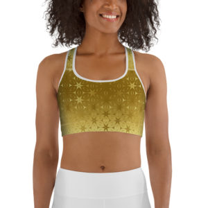 Sports bra - CL Gold Stars Sports bra – CL Gold Stars mockup a2f7278c 300x300