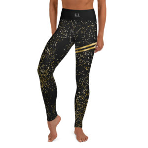 Leggings - CL Gold Stripe Leggings – CL Gold Stripe mockup ec46d4da 300x300
