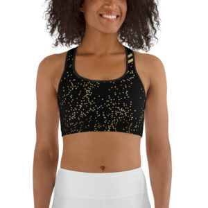 Sports bra - CL Gold Stripe Sports bra – CL Gold Stripe mockup ff108f03 300x300
