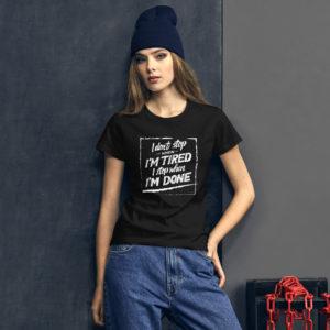 T-Shirt - CL QDS T-Shirt – CL QDS mockup 497a6793 300x300