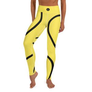 Leggings - CL Yellow Stripes Leggings – CL Yellow Stripes mockup a7abfedd 300x300