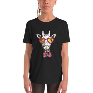 T-Shirt - CL Giraffe Kids T-Shirt – CL Giraffe Kids mockup cc03fc9c 300x300