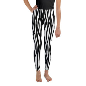 Leggings - CL Zebra Youth Leggings – CL Zebra Youth mockup a52d332d 300x300