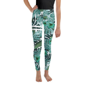 Leggings - CL Flower Youth Leggings – CL Flower Youth mockup ca578345 300x300