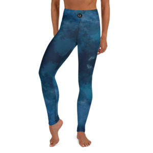 Leggings - CL Dark-blue Yoga Leggings – CL Dark-blue Yoga mockup f0d764aa 300x300
