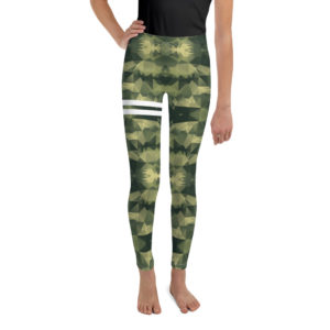 C&L Khaki stripe Youth Legging Leggings – CL Khaki stripe Youth mockup b404fd62 300x300