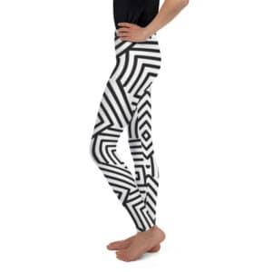 all over print youth leggings white left 60268f0855bf6